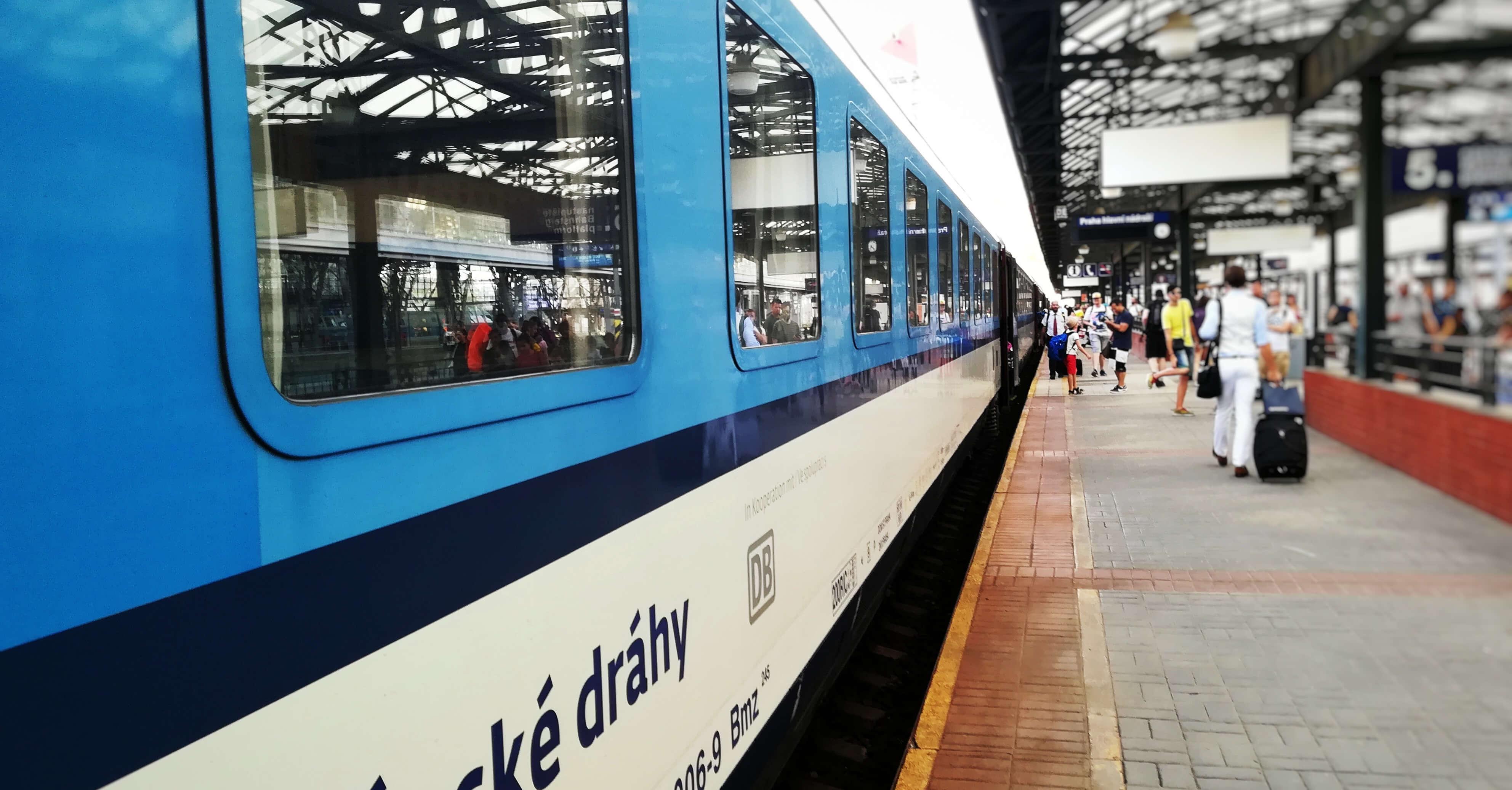 #DiscoverEU – Interrail Tag 2: Ein Tag in der goldenen Stadt an der Moldau (Prag)