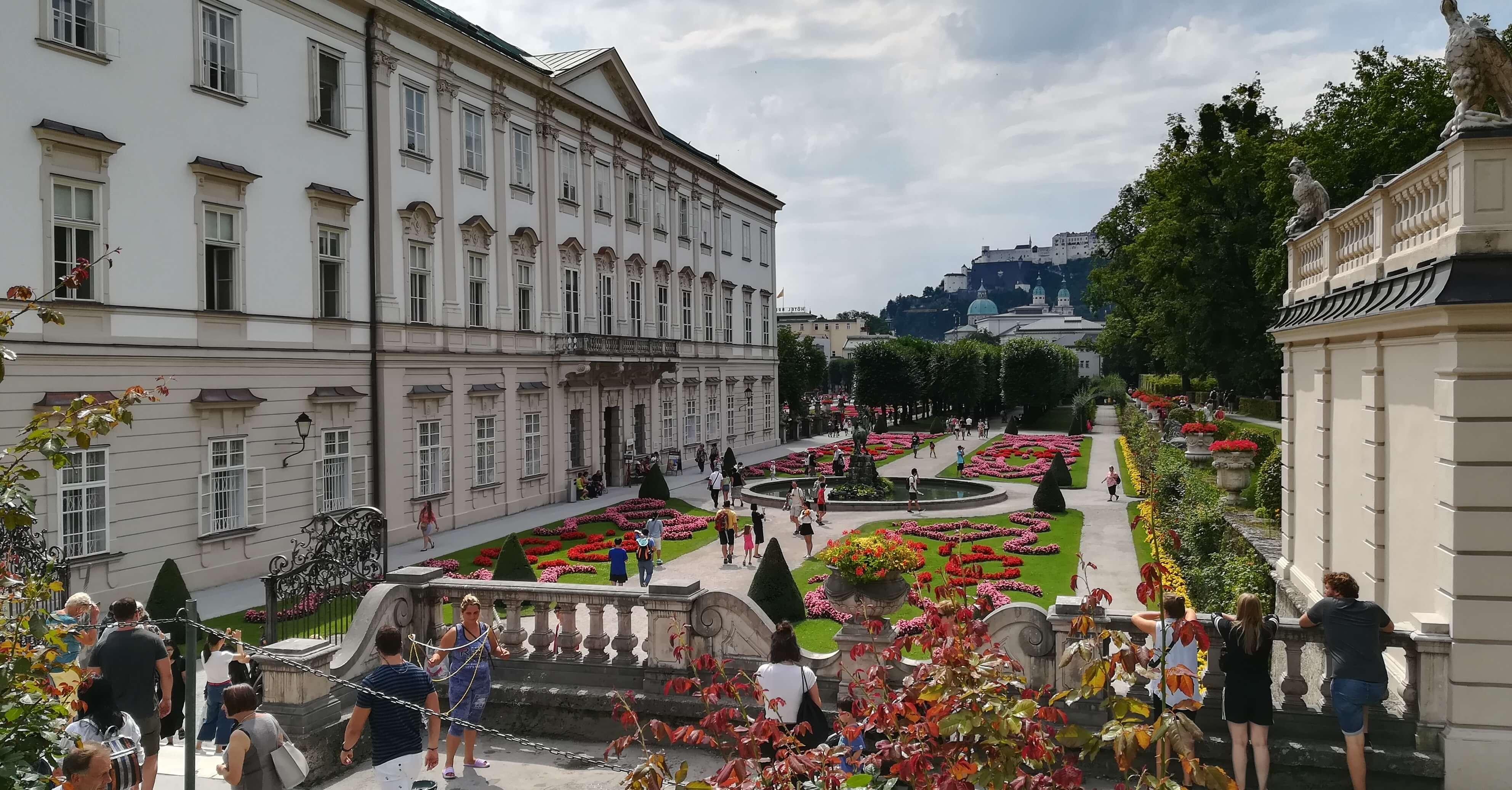#DiscoverEU – Interrail Tag 3: Die Mozart-Stadt Salzburg